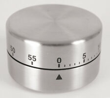 Probus Fackelmann Magnetic Stainless Steel 60 Minutes Kitchen Cooking Timer