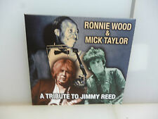 RONNIE WOOD & MICK TAYLOR-A TRIBUTE TO JIMMY REED. 2013-CD DIGIPACK-NEW.SEALED.