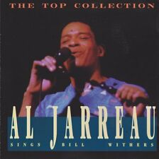 Al Jarreau Sings Bill Withers The Top Collection (Ain`t No Sunshine) ARC CD