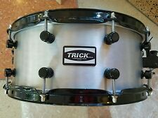 "TRICK ""vintage"" ALUMINUM  6'x14"" $$ $$ SNARE DRUM ! TOUGH TO FIND!"