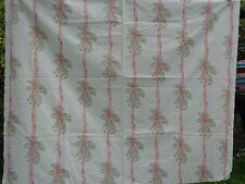 """Vintage floral SANDERSON fabric """"Tiffany"""" 1986 RARE 1.07 metres Made in UK"""
