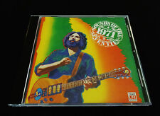 Grateful Dead Jerry Garcia Cover Art Truckin' CD Sounds Of The Seventies 1971
