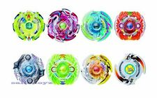 Takara Tomy Beyblade BURST B-61 Random Booster Vol. 4 Full Set [Pack of 8 Items]