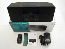 Logitech Squeezebox Boom Digital Media Streamer All-in-One Network Music Player