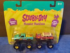 Racing Champions Cartoon network Scooby-Doo Monster Machines