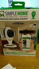WIRELESS WIFI SMART COLOR SECURITY MOTION CAMERA MANAGE WITH IPHONE OR ANDROID