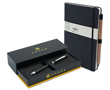 Cross Tech 3+ Multipen - Satin Black with Castelli Notebook (Graphite)