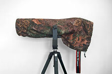 Reversible Impermeable Doble Capa camera/lens Cubierta Para Nikon 600 Mm F4 Vr