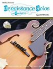 Renaissance Solos for Mandolin by John Holenko (2005, Paperback)