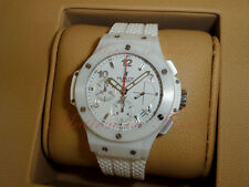 Hublot Big Bang Aspen All White Ceramic 41mm Chronograph Automatic 341.CH.230.RW