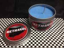 Methanol Alcohol Race Fuel Scented Candle Drag Strip Dirt Track Race Gas