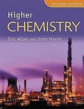Higher Chemistry, Harris, John, Allan, Eric, New condition, Book