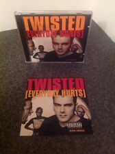 Skunk Anansie 'Twisted (Everyday Hurts)' 2xCD Single Set