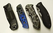 LOT 16:SMITH & WESSON EXTREME & BLK OPS KNIVES: SWA15 SWBLOP3S CK111S SWEX2S MX2