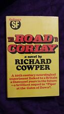 The Road to Corlay by Richard Cowper 1978 HCDJ First Edition RARE!