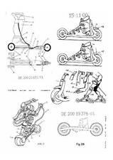 Rollerski, Sommerski. 80 Patente, 1000 Seiten!