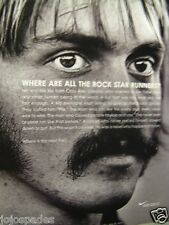 2005 Nike Original Print Ad-Steve Prefontaine-Where Are The Rock Star Runners?