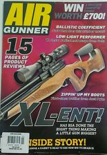 Air Gunner UK Jan 2017 15 Pages of Product Reviews Ballistic FREE SHIPPING sb