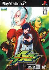 Used PS2 The King of Fighters XI  Japan Import (Free Shipping)