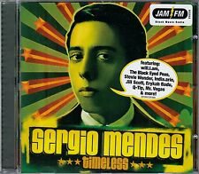 SERGIO MENDES : TIMELESS / CD - NEU