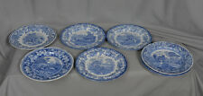 The Spode Blue Room Collection Tradition Series Dinner Plates - Set of 8