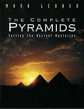 The Complete Pyramids by Mark Lehner (1997 Hardback)