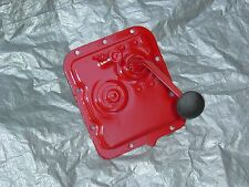8N Ford Tractor 4 Speed Transmission Cover Shifter + New Boot + New Shifter Knob