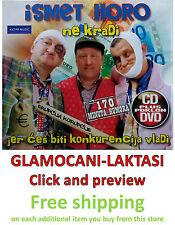 DVD+CD ISMET HORO NE KRADI JER CES BITI KONKURENCIJA VLADI 2013 skec humor top