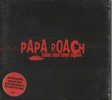 PAPA ROACH Time and time again    4  TRACK CD