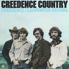 Creedence Country [Bonus Tracks] by Creedence Clearwater Revival (CD, Mar-2004,