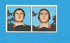 FIGURINA PANINI CALCIATORI 1970/71- PINOTTI+CAZZANIGA - MONZA -NUOVA DA BUSTINA