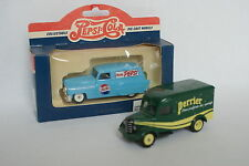Days Gone 1/55 - Camion publicitaire Perrier Pepsi Lot de 2