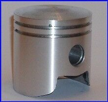 NEW PISTON PISTONS COMPLETE KIT PISTÓN RINGS AGRIA N.S.U. Agricolo 6000 cil.crom