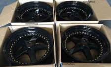 """18"""" ESR SR04 Wheels 18x9.5 / 18x10.5 Inch 5x114.3 +22 For 350Z 370Z G35 Coupe"""