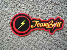 team lightning bolt surfboard surfing longboard surfer sticker decal gerry lopez