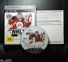 NHL 14 (Sony PlayStation 3, 2013) PS3 - FREE POSTAGE