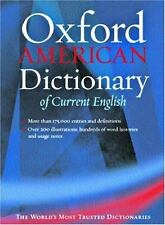 The Oxford American Dictionary of Current English (New Look for Oxford Dictionar