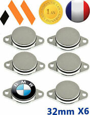 6 BOUCHONS CLAPET/VOLET D'ADMISSION  32 MM BMW SWIRL FLAP M57/330D 330CD 320D