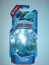 SKYLANDERS - TRAP TEAM - TIDAL WAVE GILL GRUNT SERIES 4 CHARACTER NEW