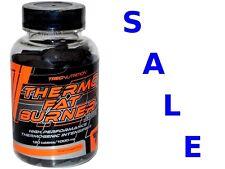 TREC THERMO FAT BURNER MAX 120 tab. BEST Thermogenic WEIGHT LOSS  FAT BURNER