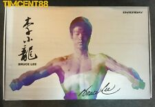 Ready! Enterbay Bruce Lee 70th Anniversay HD-1003 Masterpiece 1/4 Statue