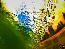 CONTEMPORARY Surf Wave  LIMITED EDITION PRINT Jack Baker PHOTOGRAPHY