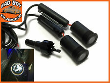 5w Cree Door LED Logo Projector Puddle Courtesy Ghost Light Kit VAUXHALL