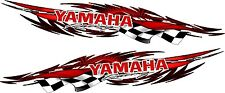 YAMAHA Boat Car Truck  Motorcycle Graphics Decal Vinyl Stickers 2- 50in Wrap