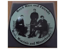 Boyd Rice And Friends ‎- Music, Martinis And Misanthropy - LP -  Death In June