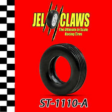 ST 1110-A 1/32 Scale Slot Car Tire for Aston Martin DBR 1 - Front and Rear