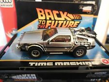 AUTO WORLD ~ Delorean Time Machine From Back to The Future ~ ALSO FITS AW, AFX