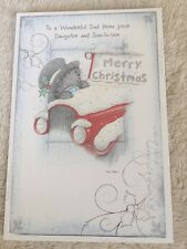 """""""WONDERFUL DAD...""""ME TO YOU TATTY TEDDY CHRISTMAS CARD FROM 99p"""