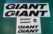 Giant Glory Bike Decals Sticker Set  7 MTB DH Bike Freeride Racing Road