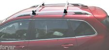 AERO CROSS BARS CROSSBARS ROOF RACKS FOR 2014 2015 2016 JEEP CHEROKEE